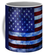 American Sky Coffee Mug