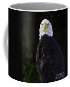 American Symbol Three Coffee Mug
