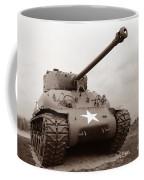 American Tank Coffee Mug by Olivier Le Queinec