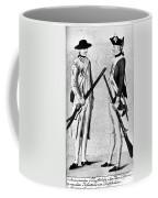 American Uniforms, 1784 Coffee Mug