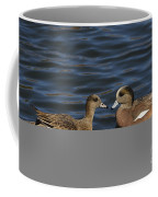 American Widgeon Pair Coffee Mug