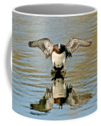 American Wigeon Drake Coffee Mug