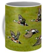 American Wigeon Drakes Coffee Mug