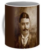 Americana - People - The Boss Coffee Mug by Mike Savad