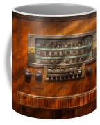 Americana - Radio - Remember What Radio Was Like Coffee Mug