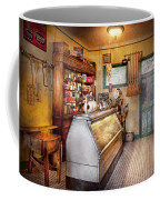 Americana - Store - At The Local Grocers Coffee Mug