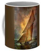 America's Cup  Coffee Mug
