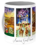 America's Great Venues Coffee Mug
