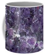 Amethyst Geode II Coffee Mug