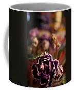 Amethyst Opening Coffee Mug
