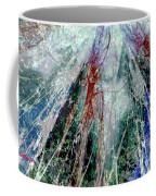 Amid The Falling Snow Coffee Mug