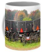 Amish Buggies 2 Coffee Mug