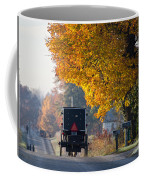 Amish Buggy Fall 2014 Coffee Mug
