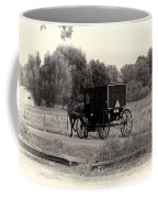 Amish Buggy Sept 2013 Coffee Mug