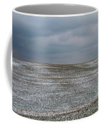 Amish Country In Winter Coffee Mug