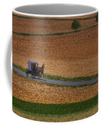 Amish Country Lancaster Pennsylvania Coffee Mug