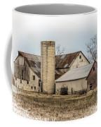 Amish Farm In Etheridge Tennessee Usa Coffee Mug by Kathy Clark
