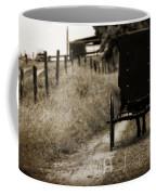 Amish Horse And Buggy Coffee Mug