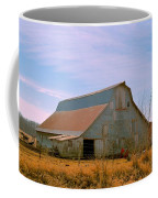 Amish Metal Barn Coffee Mug