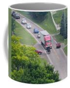 Amish Traffic Jam Coffee Mug