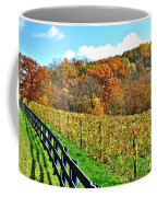 Amish Vinyard Two Coffee Mug