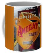 Amocat Cafe Coffee Mug
