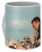Among The Crowd Coffee Mug