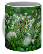 Among The Lillies Coffee Mug