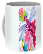 Among The Peonies Coffee Mug