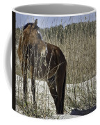 Among The Sea Oats Coffee Mug