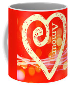Amour Coffee Mug