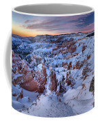 Amphitheater Sunrise Coffee Mug