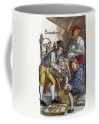 Amputation, 1540 Coffee Mug