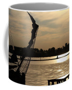 Amsterdam At Sunset Coffee Mug
