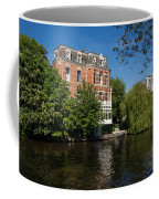 Amsterdam Canal Mansions - Floating By Coffee Mug