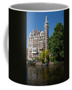 Amsterdam Canal Mansions - The Dainty Tower Coffee Mug