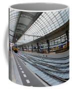 Amsterdam Central Station Coffee Mug