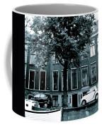 Amsterdam Electric Car Coffee Mug