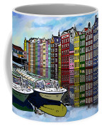 Amsterdam Holland Coffee Mug