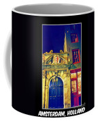 Amsterdam Postcard Coffee Mug
