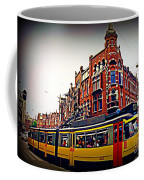 Amsterdam Transportation Coffee Mug