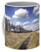 Amtrak 66  Coffee Mug