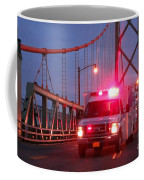 Amubulance  Coffee Mug