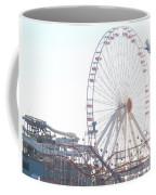 Amusement Rides At Wildwood Nj Coffee Mug