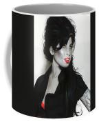 Amy Winehouse Coffee Mug