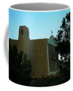 An Adobe Church In New Mexico Coffee Mug