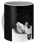 An Advertising Contortionist Coffee Mug