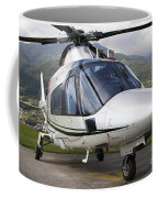 An Agustawestland A109 Power Elite Coffee Mug