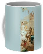 An Allegory With Venus And Time Coffee Mug