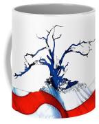 An American Tree Coffee Mug
